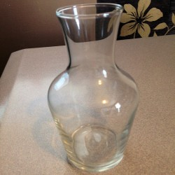 Carafon à vin 1/4 L