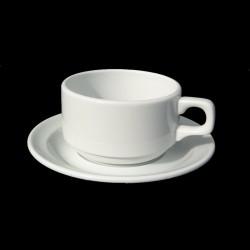 Tasse et sous tasse à thé