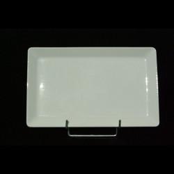 Assiette rectangulaire 31x21 cm