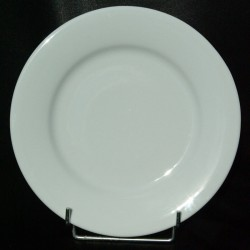 Assiette plate ronde à dessert 21 cm