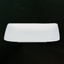 Assiette carré modulo 20x20 cm
